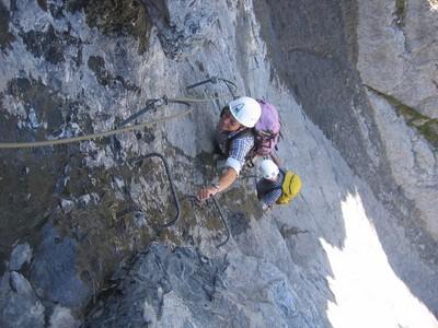 Klettersteig Fürenalp : Sac gotthard fotogalerie :: klettersteig fürenalp 21.09.2007 aag