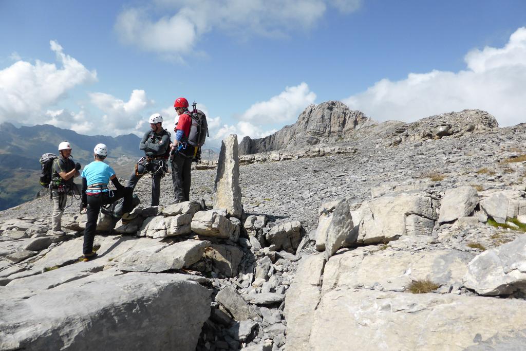 Klettersteig Graustock : Sac gotthard fotogalerie klettersteig graustock bei engelberg