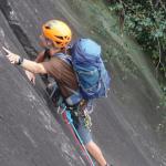 Klettern in Ponte Brolla