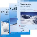Skitourenkarten in der Bibliothek aktualisiert