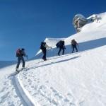 Skitour Hundstock neu am 23.3.16
