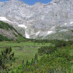 Exkursion und Aufnahmetage um die Kröntenhütte