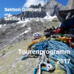 Tourenprogramm 2017