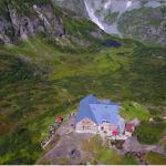 Video über die Kröntenhütte