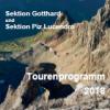 Tourenprogramm 2018 ist online