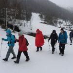 Winterwanderung im Goms 21.2.2017