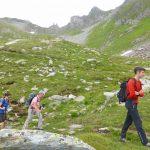 Bergwanderung Pizzo Centrale 14.7.2017