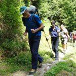 Bergtour Fleckistock 22.-23.7.2017