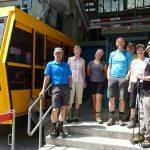 Bergtour Hausstock 30.-31.7.2017