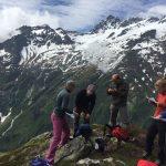 Kletterkurs: von der Halle an den Fels 10.-11.6.2017