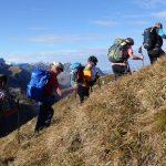 Bergwanderung Märcherstöckli – Glatten 20.10.2017