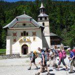 Wanderung rund um den Mont Blanc  16.-21.7.2017