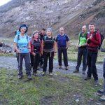Bergtour Vorder Schloss 7.10.17