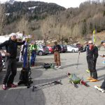 Skitour Campo Tencia 18.-19.3.2017