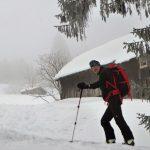 Skitour Laucherenstöckli 25.1.2017
