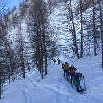 Skitour Pizzo Grandinagia 23.3.2018