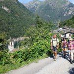 Bergwanderung Pizzo Vogorno 11.08.2018