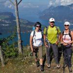 Bergwanderung Fronalpstock 19.08.2018