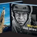 Einladung Buchvernissage von Extremalpinist Dani Arnold am 22. September