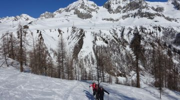 Skitour Pizzo Grandinagia 22.03.19
