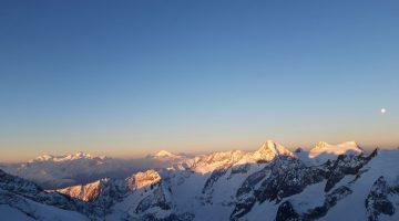 Skihochtouren Aletschhorn 19.04 – 22.04.2019