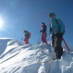 Skitour Chrönten – Zwächten 19.04 – 20.04.2019