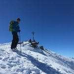 Skitour Badus – Rossbodenstock 23.03.2019