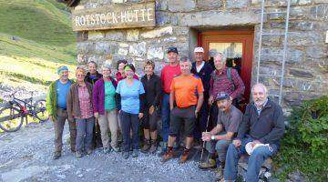 OG Erstfeld Rotstockhütte 23./24.08.2019