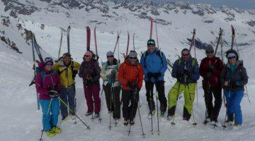 Skitour Rottällihorn 16.02.2020