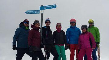 Skitour Wäspen 23.02.2020