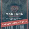Mitteilung Madrano Freilichttheater