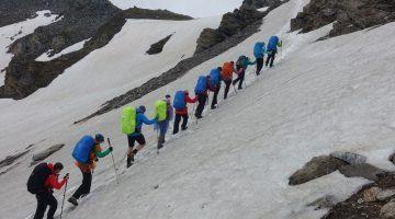 Bergtour Rund ums Matterhorn – 13. – 17.07.2020